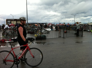 from my September 2012 duathlon...  I haven't been on my bike sine...