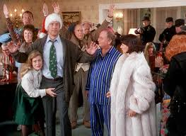 National Lampoon's Christmas Vacation.  Best.  Christmas.  Movie.  Period.