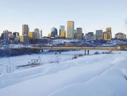 "Canada's ""Winter City""... apparently..."